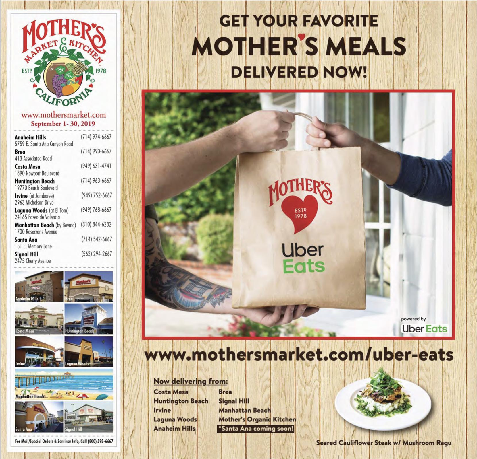 Ad Specials | Mother's Market
