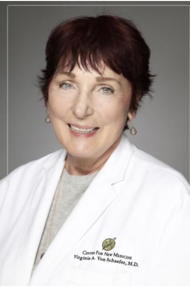 Photo of Dr. Virginia Von Schaefer